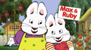 Max and ruby cover