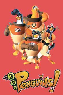 3-2-1 Penguins! Poster