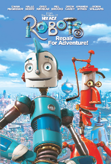 Robots 2005 poster
