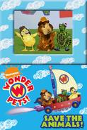Wonder Pets!Save the Animals!76