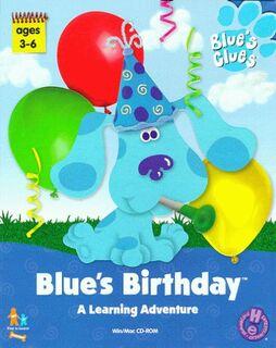 Blue'sBirthday