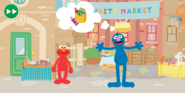 Elmo and Grover's Lemonade Stand 4