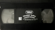 Thomas'SodorCelebrationVHSTape