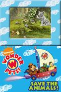 Wonder Pets!Save the Animals!37