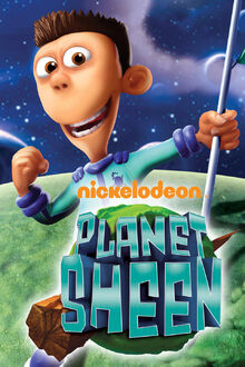 Planet Sheen Nickelodeon
