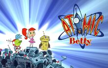 Atomic Betty Poster