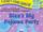 Blue's Clues: Blue's Big Pajama Party (1999) (Videos)