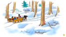 Caillou The Sugar Shack Sound Ideas, HORSE EXTERIOR WHINNY, ANIMAL 06