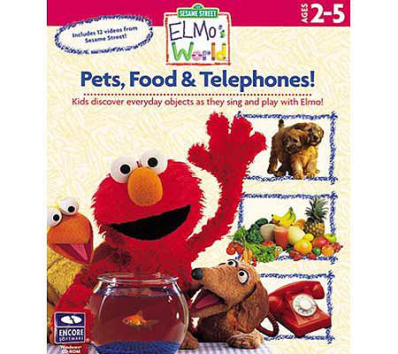 Elmo S World Pets Food Telephones My Scratchpad Wiki