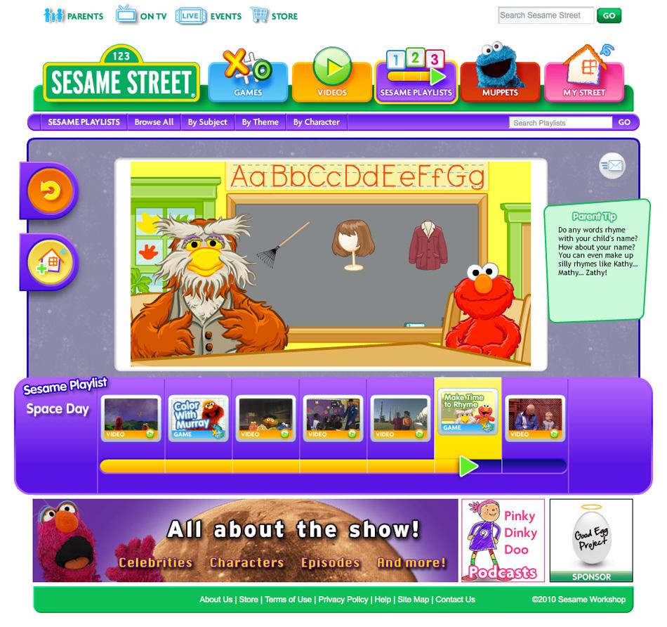 Sesamestreet.org | My scratchpad Wiki | FANDOM powered by ...