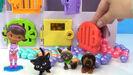 Toys Unlimited DOC MCSTUFFINS Pet Hospital TOY SURPRISES Hollywoodedge, Twangy Boings 7 Type CRT015901 5