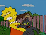 The Simpsons The Seven Beer Snitch Hollywoodedge, Cats Two Angry YowlsD PE022601 (3rd yowl)