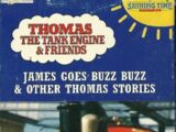 James Goes Buzz Buzz and Other Thomas Stories