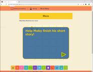Moby's Maze Short Story 1