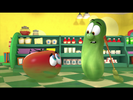 Veggietales in the House Hollywoodedge, Cats Two Angry YowlsD PE022601