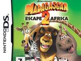 Madagascar Escape 2 Africa (DS)