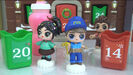 Toys Unlimited Learning Colors with RALPH BREAKS THE INTERNET Vanellope SLIME Toy Surprises Hollywoodedge, Twangy Boings 7 Type CRT015901