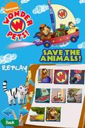 Wonder Pets!Save the Animals!102