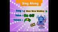 055 Sing Along Screen