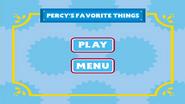 Percy'sFavoriteThingsMenu