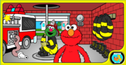 Elmo's Fire Safety Game 21