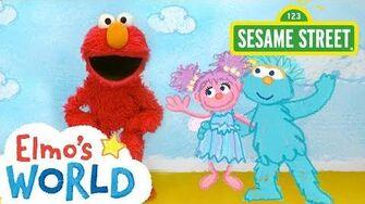 Sesame Street Friends Elmo's World