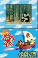 Wonder Pets!Save the Animals!98
