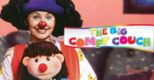 The big comfy couch cover