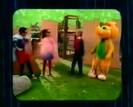 Barney's Sense-Sational Day Hollywoodedge, Twangy Boings 7 Type CRT015901 (2)