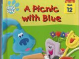 A Picnic with Blue