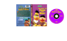 Sesame Street The Best of Ernie and Bert 2002 DVD