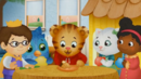 Daniel Tiger's Neighborhood Hollywoodedge, Wet Splats Various CRT052303