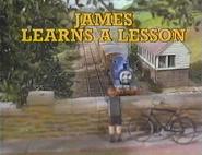 JamesLearnsaLesson1993UStitlecard
