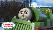 Meet The Steam Team Percy Thomas & Friends