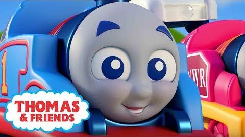 Thomas and Friends Learn Shapes With Thomas My First Railways Playing With Thomas & Friends