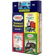TotallyThomas!Volume1DVDwithWoodenThomas