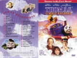 Thomas DVD Booklets