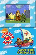 Wonder Pets!Save the Animals!45
