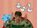 Blue's Clues Sound Ideas, BIRD, GOOSE CANADA GOOSE CALLS, GEESE, ANIMAL & Hollywoodedge, Bird Duck Quacks Clos PE020501