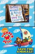 Wonder Pets!Save the Animals!40