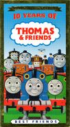 10YearsofThomas2001VHScover