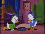 DuckTales Send In the Clones Sound Ideas, THUD, CARTOON - DULL THUD, SINGLE, RUN 02-1