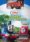 Thomas'TrustyFriendsDVDWithWoodenRailwayJack