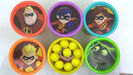 Toys Unlimited Learning Colors with THE INCREDIBLES 2 Movie Characters Play-Doh Lid TOY SCHOOL Sound Ideas, ORCHESTRA BELLS - GLISS, UP, MUSIC, PERCUSSION 4