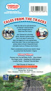 Tales from the Tracks VHS REAR