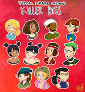 Killer bass stickers by joannawentbananas d9ykqxn-pre