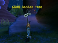 GiantBaobabTree