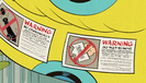 S1E08A No removing the warning lable