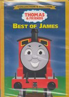 Best of James 2009 DVD front cover