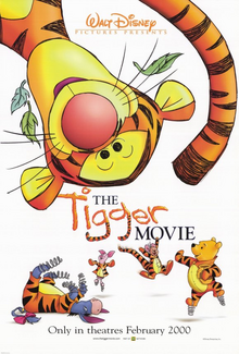 The tigger movie poster-0